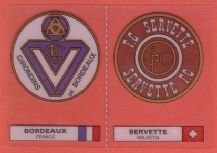 Bordeaux & Servette